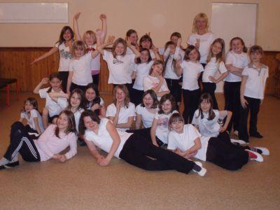 Foto zu Meldung: Workshop der Tanzgruppe in Gröden