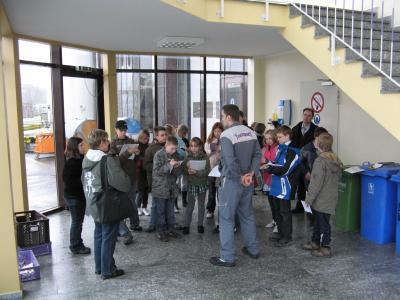 Foto zur Meldung: Klassenausflug der Klasse 5