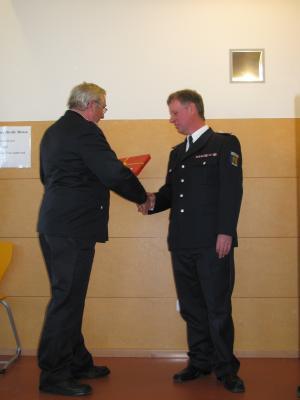 Foto zu Meldung: 100 Jahre Freiwillige Feuerwehr Gingst