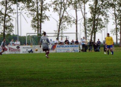Foto zur Meldung: Derbysieg in Breddin: Stüdenitz ohne Probleme