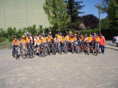 Foto zu Meldung: Fahrradprüfung