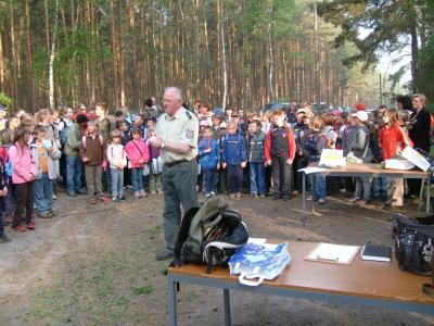 Foto zur Meldung: Projekt Waldspiele