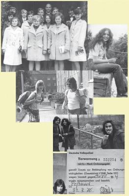 Foto zur Meldung: Von LIEBE und ZORN Jungsein in der Diktatur