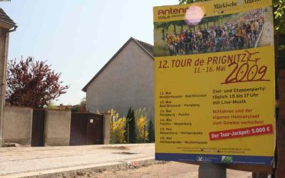"""Foto zur Meldung: Finale der """"Tour de Prignitz"""" in Wusterhausen/Dosse"""