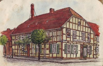 Foto zur Meldung: Museumstour mit Einweihung des Flussschifferdenkmals in Wusterhausen