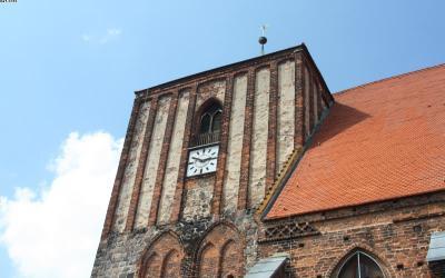 """Foto zur Meldung: 10 Jahre """"Kunst im Turm"""" und  2. Konzert des Wusterhausener Orgelsommers"""