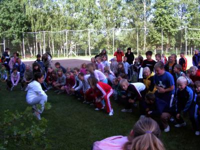 Foto zur Meldung: Ein tolles Sportfest