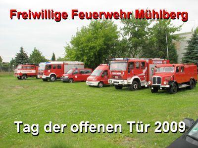 Foto zu Meldung: Tag der offenen Tür bei der Mühlberger Feuerwehr