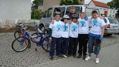 Foto zur Meldung: Kleine Friedensfahrt
