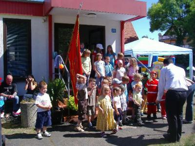 Foto zur Meldung: Tag der Feuerwehr 2009