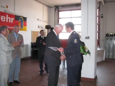 Foto zu Meldung: FLZ Stahl- und Metallbau Lauterbach - Partner der Feuerwehr