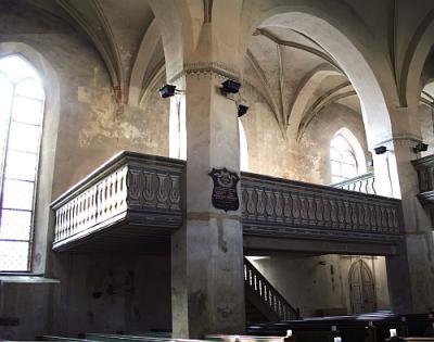 Vorschaubild zur Meldung: Die Beelitzer Kirche braucht Hilfe