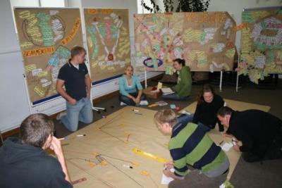 Foto zur Meldung: Wiesenburg ist Landessieger im Dorfwettbewerb in Brandenburg, Sonderpreis für Wallmow