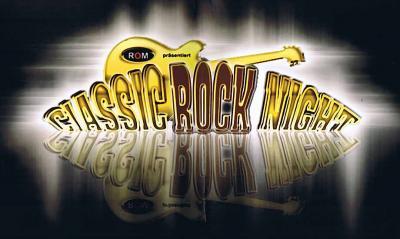 Vorschaubild zur Meldung: Running Order für die Classic Rock Night
