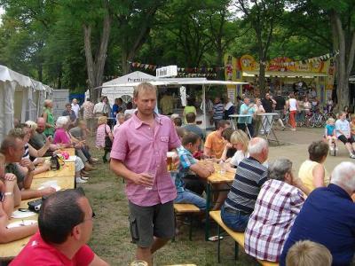Foto zu Meldung: Dorffest 2009