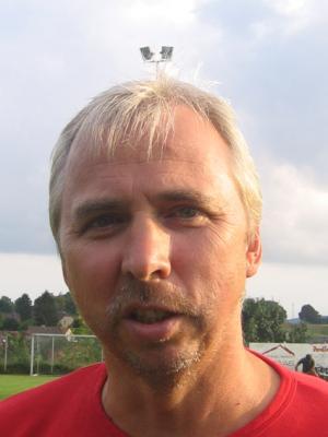 Foto zur Meldung: Kurzvorstellung des neuen Trainers Ralf Zoberbier