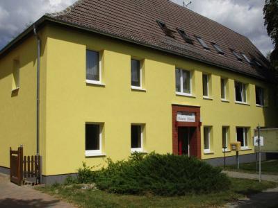 Foto zu Meldung: Unser Verwaltungsgebäude strahlt im Neuen Glanz
