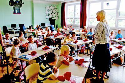 Foto zu Meldung: Schulanfang 2009