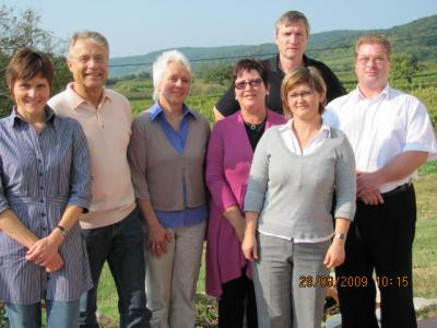Foto zur Meldung: Comenius: Erstes Treffen der Lehrkräfte in Purbach/Österreich