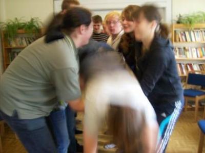 """Foto zu Meldung: Jugendwochenende """"Auf die Freundschaft"""""""