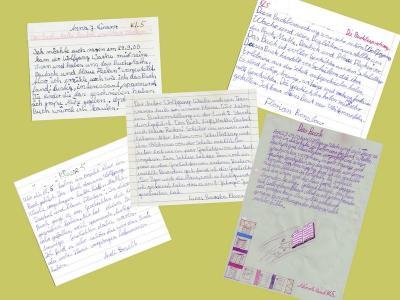 Foto zur Meldung: Mathe, Deutsch & blaue Flecken