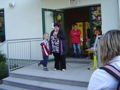 Foto zur Meldung: Erster Schultag 2009/10