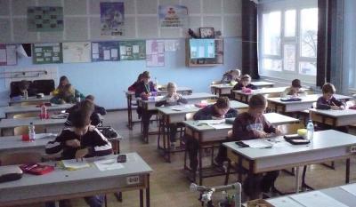 Foto zur Meldung: Mathematikolympiade mit Schulstufe gestartet