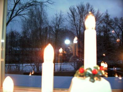 Foto zur Meldung: Auftritte zu den Seniorenweihnachtsfeiern