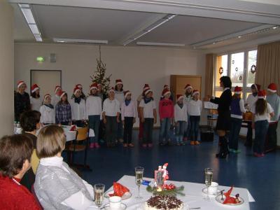 Foto zur Meldung: Seniorenweihnachtsfeier 2009