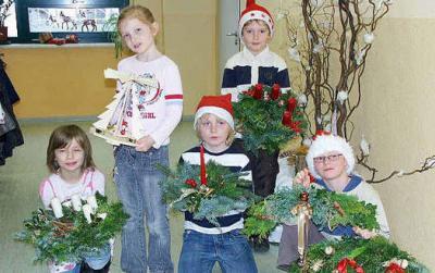 Foto zur Meldung: Weihnachtsmarkt  2009