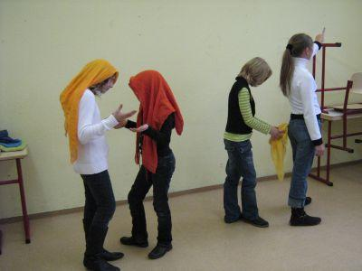 Foto zur Meldung: Unterricht einmal anders