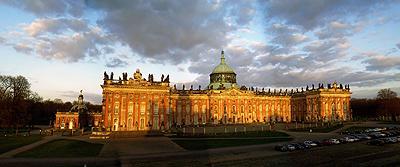 Foto zu Meldung: Potsdam schützt Weltkulturerbe