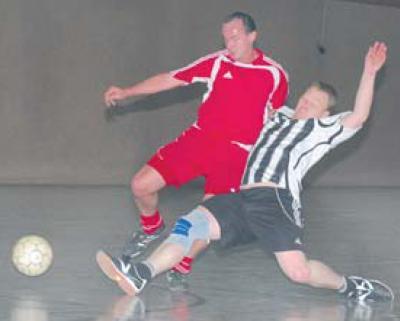 """Foto zur Meldung: FC Hevesen """"Zweiter"""" beim Turnier des TSV Algesdorf"""
