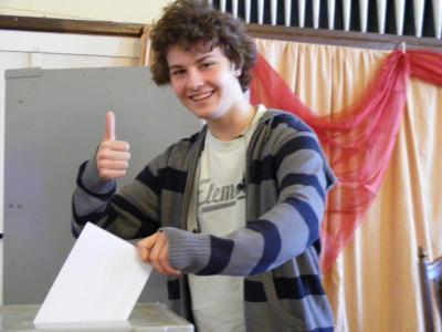 Foto zur Meldung: Videobotschaft zur Wahl