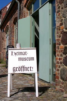 Vorschaubild zur Meldung: Öffnungszeiten des Heimatmuseums der Stadt Ziesar