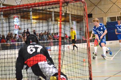 Foto zu Meldung: floorball: 2. Herren mit Kantersieg gegen die SG Gettorf/Barkelsby