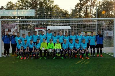 Foto zur Meldung: C-Junioren der JSG stehen im Pokalfinale