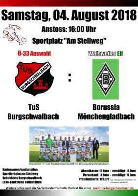 Vorschaubild zur Meldung: Weisweiler Elf - Kartenvorverkauf hat begonnen