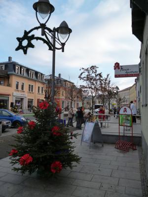 Foto zur Meldung: weihnachtliches Treiben