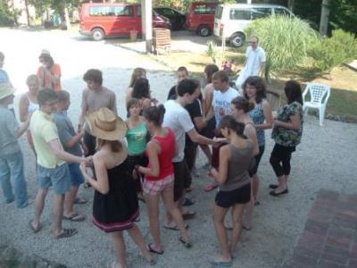 Foto zur Meldung: Sommerfahrt für Jugendliche nach Spa (Belgien)