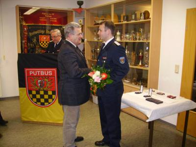Foto zu Meldung: Wahlen der FF Putbus
