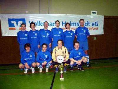 Foto zur Meldung: Hallenfussballturniere der SG Barmke/Emmerstedt