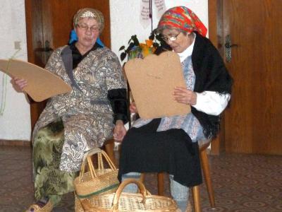 Foto zur Meldung: Ein vergnügter Nachmittag beim Seniorenkreis