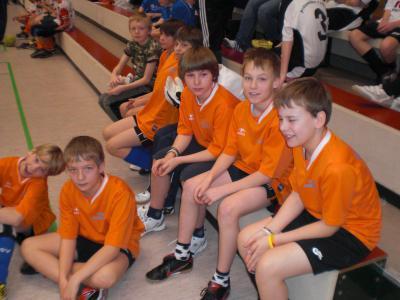 Foto zur Meldung: Fußballturnier der Grundschulen in Karstädt