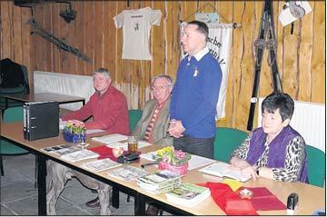 """Foto zur Meldung: Harzer Köhlerverein: Die """"schwarze Zunft"""" wird 2011 wieder in nah und fern gepflegt"""