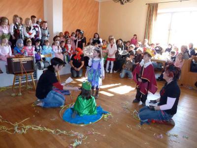 Gemeinde Prackenbach Kindergarten St Johannes