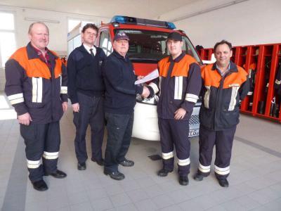 Foto zur Meldung: Erwerb einer Fahrberechtigung für Mitglieder der Freiw. Feuerwehren