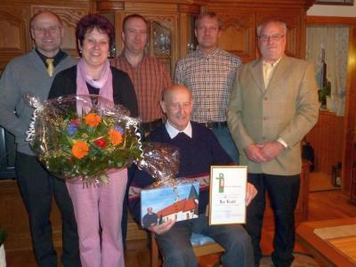 """Foto zur Meldung: 25 Jahre Mesner in """"seiner"""" Kirche"""