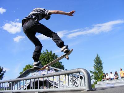 Foto zur Meldung: Termin notieren: 4. Skater- und Inlinercontest + HIPHOPCONTEST am 03. Juni 2011