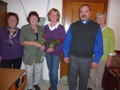 Foto zur Meldung: Generalversmmlung beim Katholischen Frauenbund – vier Ehrungen